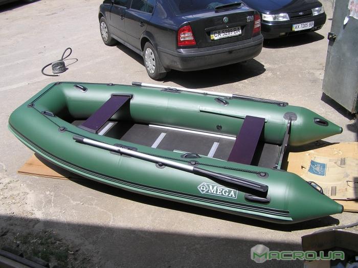 лодка туманность  пвх