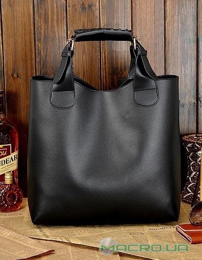 43de35d10dfd Купить Вместительная сумка Zara. Черная. S117 Киев цена
