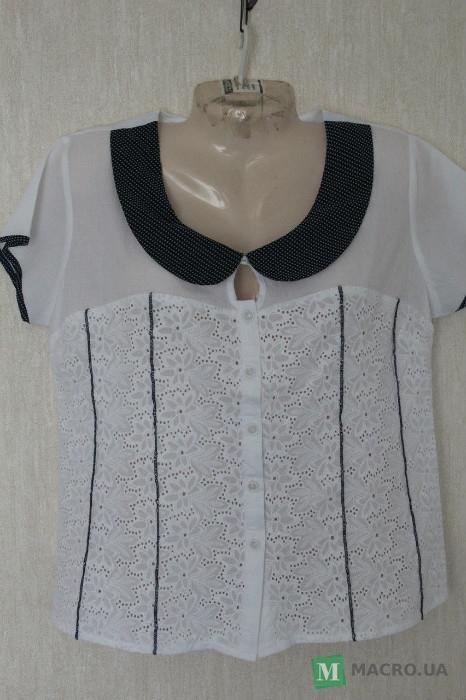 Блузка батистовая будет незаменимой в Вашем летнем гардеробе. Цены на сайте  - оптовые. Вы можете заказать оптом от 5 единиц разных моделей (не одной!)  ... 3bdeb87e8967a