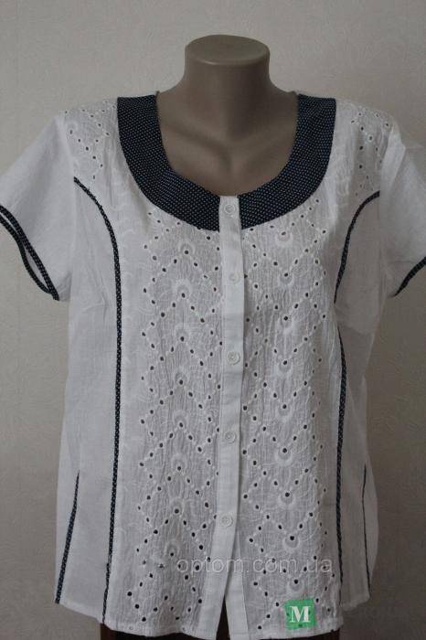 Купить Блузка женская батистовая Хмельницкий цена 61a489df72c0d