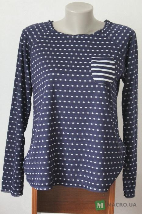 Купить Блузка женская горошек-полоска Хмельницкий цена 76539d5f11898