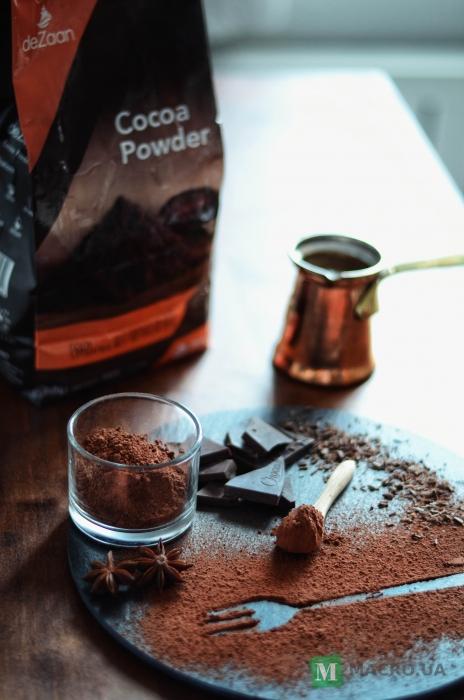 Купить Cocoa powder ADM Netherlands DeZaan 5kg Ljubljana цена
